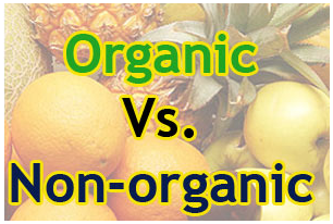 Organic Food vs. Conventional Food